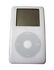 Apple iPod classic 4th Generation from HP White (40 GB)