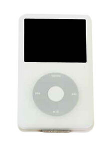 Apple iPod classic 5th Generation White ...