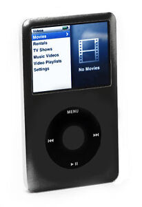 Apple iPod classic 6th Generation Black ...