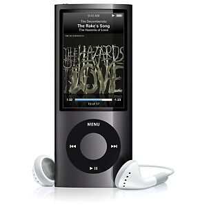 Apple iPod nano 4. Generation chromatisc...