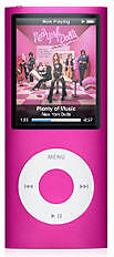 Apple iPod nano 4th Generation chromatic...