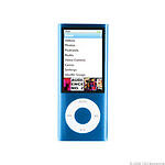 Apple iPod nano 5th Generation Blue (16 ...