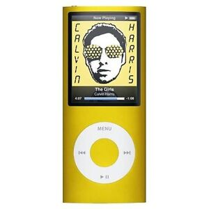 Apple iPod nano 5th Generation Yellow (8...