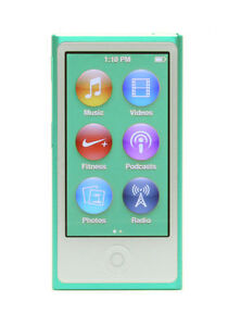 Apple iPod nano 7th Generation Green (16...