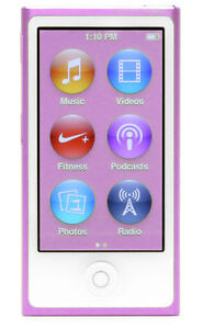 Apple iPod nano 7th Generation Purple (1...