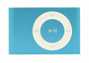 Apple iPod shuffle 2nd Generation Blue (...