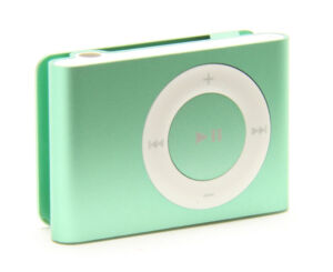 Apple iPod shuffle 2nd Generation Light ...