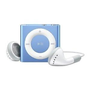 Apple iPod shuffle 4th Generation Blue (...
