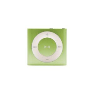 Apple iPod shuffle 4th Generation Green ...