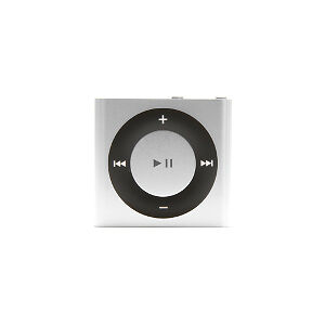 Apple iPod shuffle 4th Generation Silver...