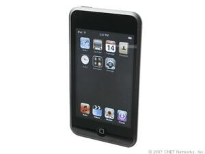 Apple iPod touch 1st Generation Black (8...