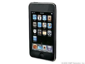 Apple iPod touch 2nd Generation Black (8...