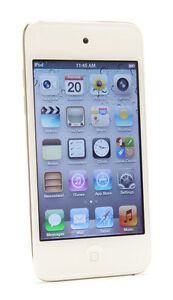 Apple iPod touch 4. Generation Weiß (64 ...