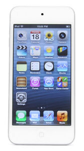 Apple iPod touch 5th Generation White & ...