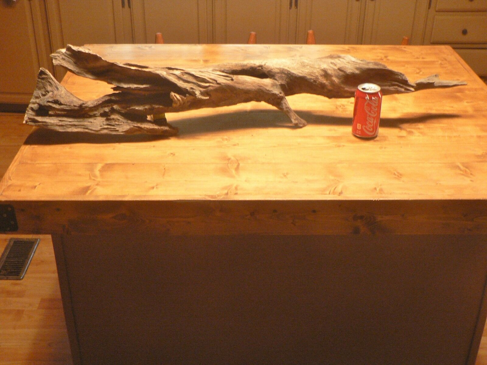 ... XL LARGE Fish Tank Reptile cage Decorations Home shelf rustic eBay