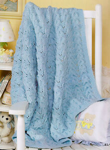 Free Cabled Afghan Knitting Patterns - Page 1