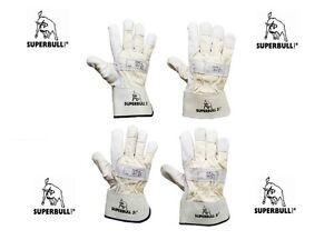 Arbeitshandschuhe-Lederhandschuhe-Rindlederhandschuhe-Rindleder-Handschuhe