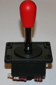Arcade-Joystick-4-8-Wege-Mame-Bartop-Multicade-Jamma-Neuware-Classic-Neu