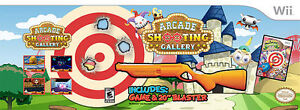 Arcade Shooting Gallery [Orange Gun Bund...