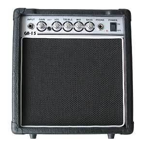 Archer GA 15 GA15 15 Watt Electric Guitar Amplifier Amp