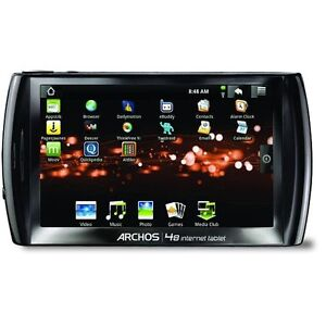 Archos 48 500GB, Wi-Fi, 4.8in - Black