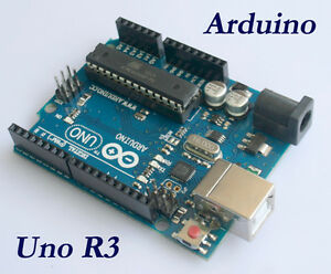 Arduino-Uno-R3-ATmega328-Microcontroller-Entwicklungsboard-USB-Cable