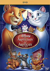 The Aristocats (DVD, 2012, Canadian; Bil...