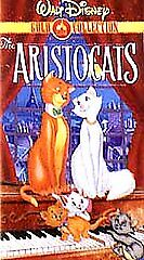 The Aristocats (VHS, 2000, Gold Collecti...