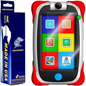 ArmorSuit MilitaryShield Fuhu Nabi Jr Screen Protector w Lifetime