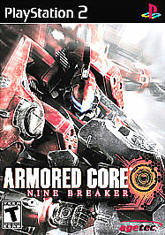 Armored Core: Nine-Breaker  (Sony PlaySt...