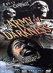 Army of Darkness (DVD, 1999, Special Edi...