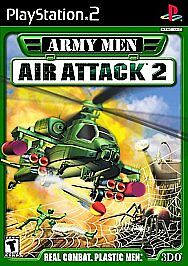 Army Men: Air Attack 2  (Sony PlayStatio...