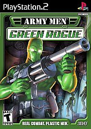 Army Men: Green Rogue  (Sony PlayStation...