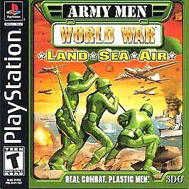Army Men: World War -- Land, Sea, Air (S...