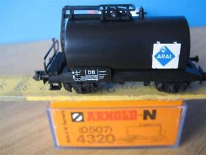 Arnold-4320-0507-wie-neu-Gueterwagen-Nr-505-110-in-altersbedingter-OVP-SP