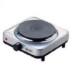 Aroma AHP303 8 in. Electric Cooktop