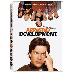 Arrested Development - Season 1 (DVD, 20...