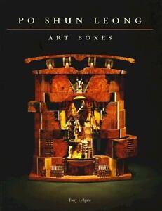 Po Shun Leong: Art Boxes Tony Lydgate