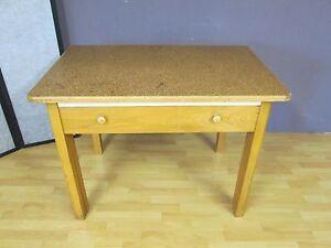 art deco k che tisch k chentisch 30er jahre original waschtisch tw035 15 ebay. Black Bedroom Furniture Sets. Home Design Ideas