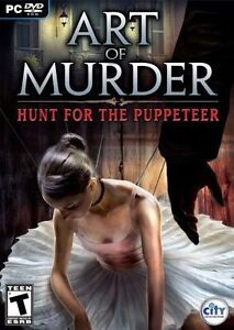 Art of Murder: Hunt for the Puppeteer  (...