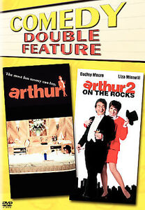 Arthur 1 & 2 (DVD, 2005, 2-Disc Set)