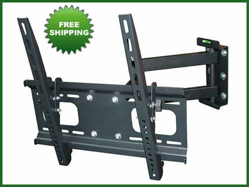 Articulating Swivel TV Wall Mount Philips 40PFL3505D/F7