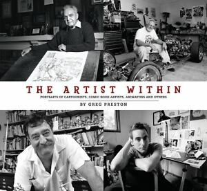 The Artist Within : Portraits of Cartoon...