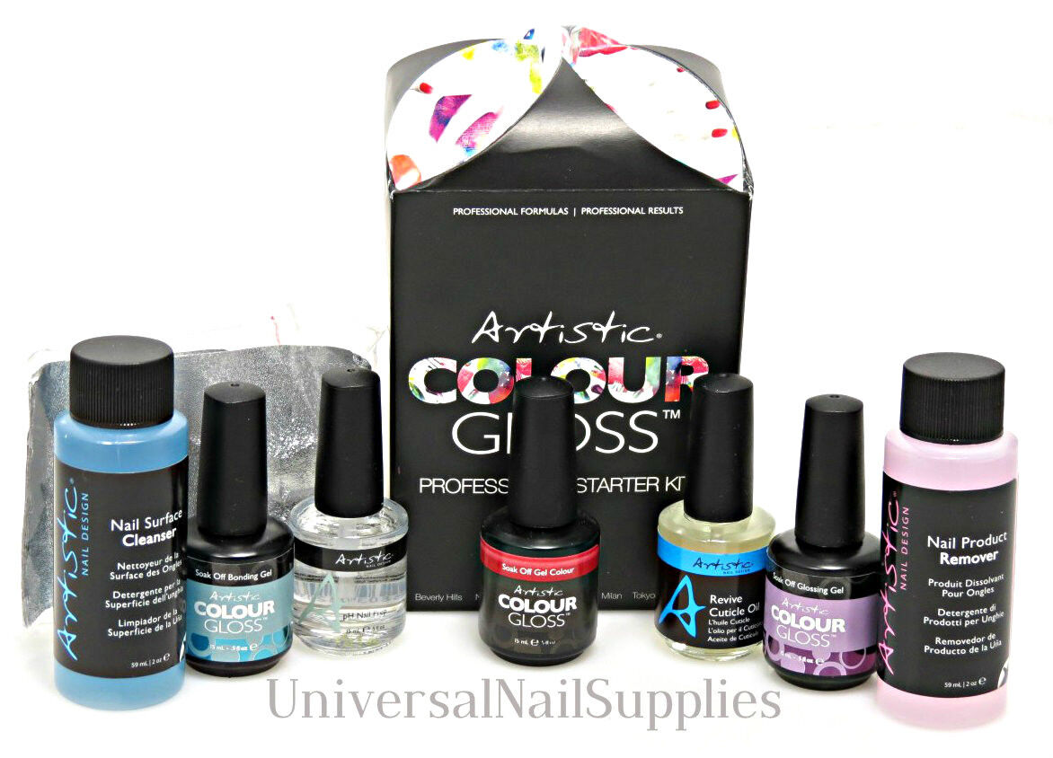 Nail Color Kit ~ the best inspiration for design and color of the nails