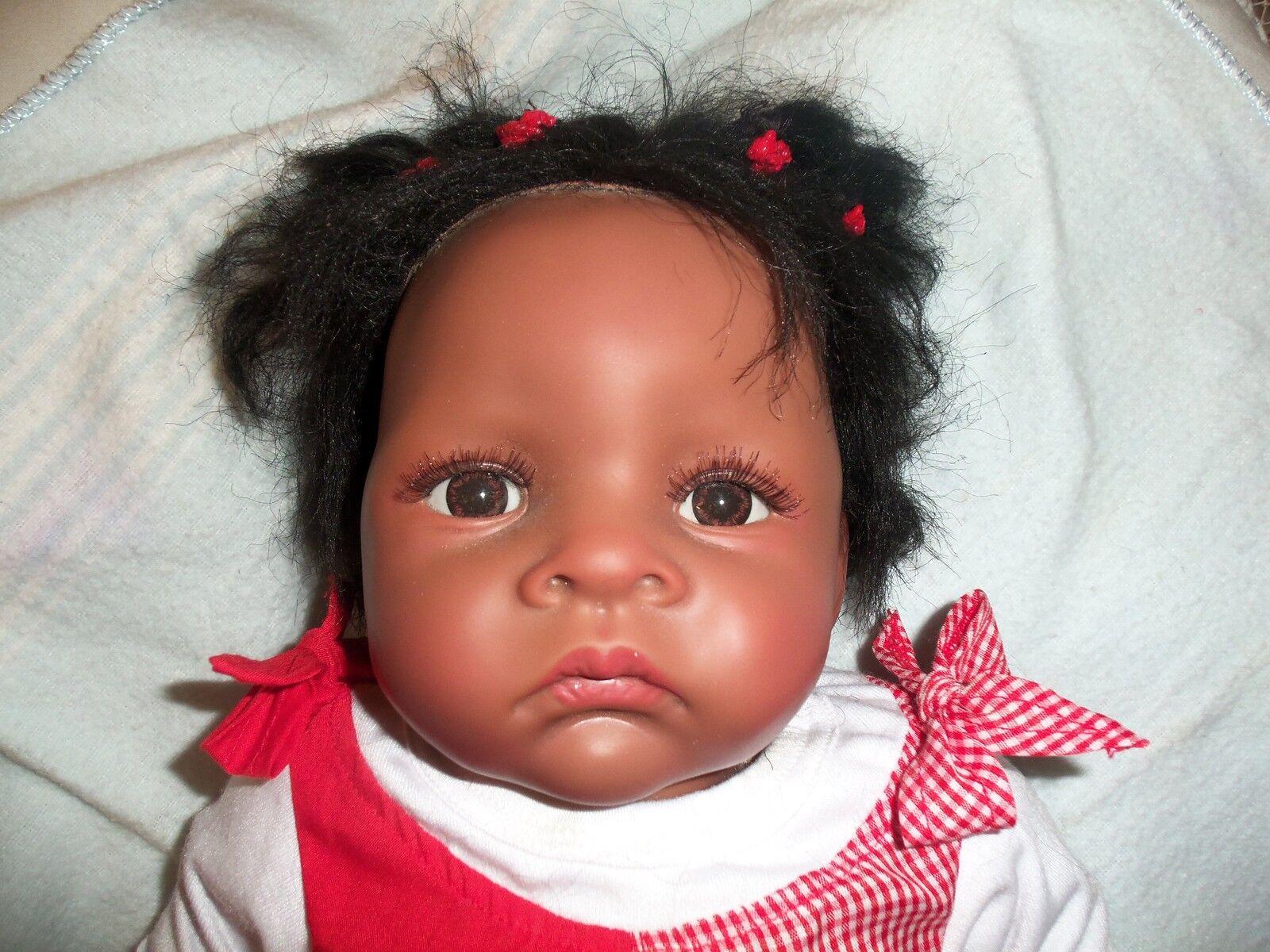 Ashton Drake Waltraud Hanl Baby Jasmine Goes To Grandma