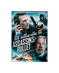 Assassin's Bullet (DVD, 2012)