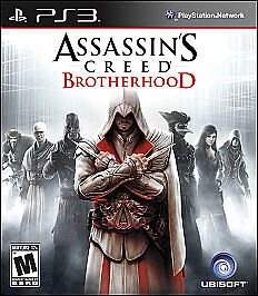 Assassin's Creed: Brotherhood  (Sony Pla...