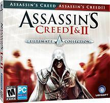 Assassin's Creed I & II Ultimate Collection 1 and 2 PC GAME - New and Sealed in Video Games & Consoles, Video Games | eBay