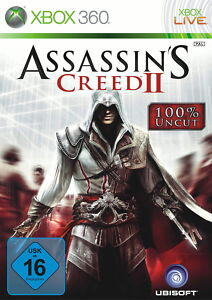 Assassin's Creed II (Microsoft Xbox 360,...