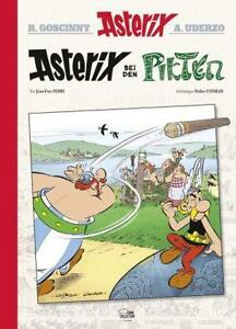 Asterix-Band-35-Asterix-bei-den-Pikten-Luxusedition-Ehapa-Comic-Album-NEU